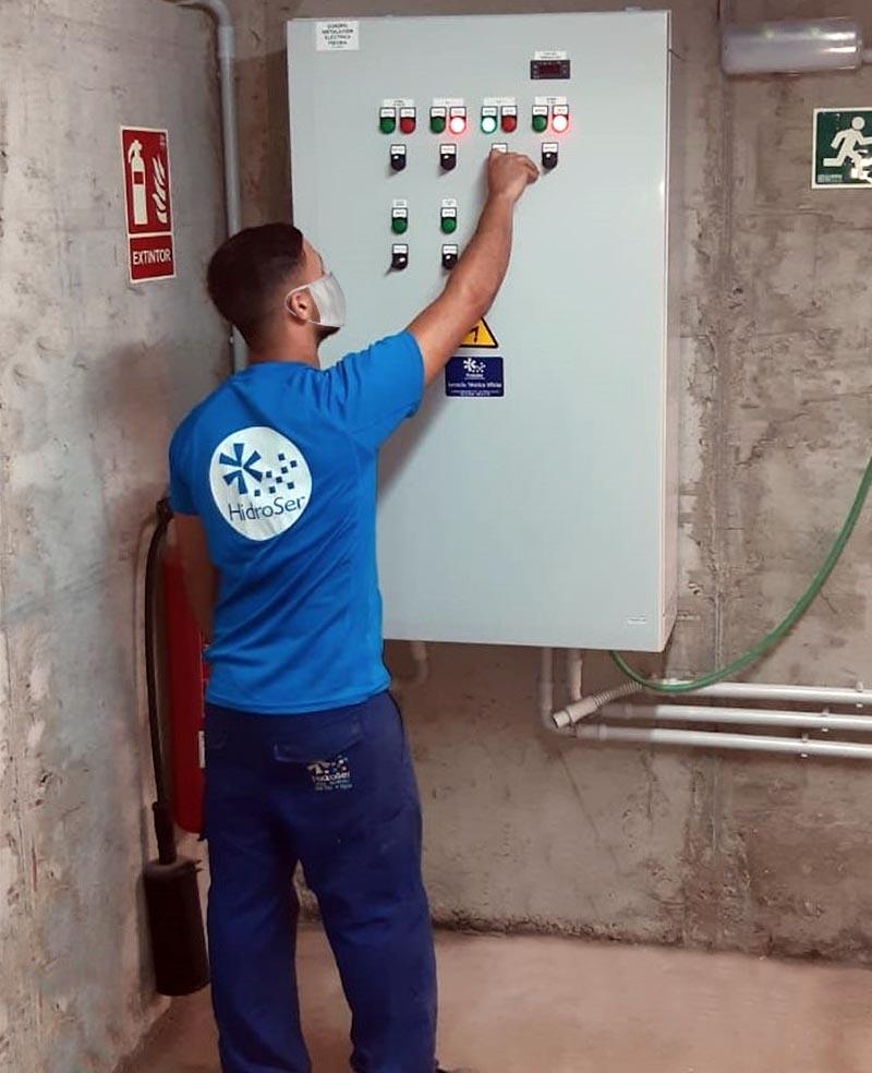 Reforma e Instalación Eléctrica en Sala de Máquinas de Piscina