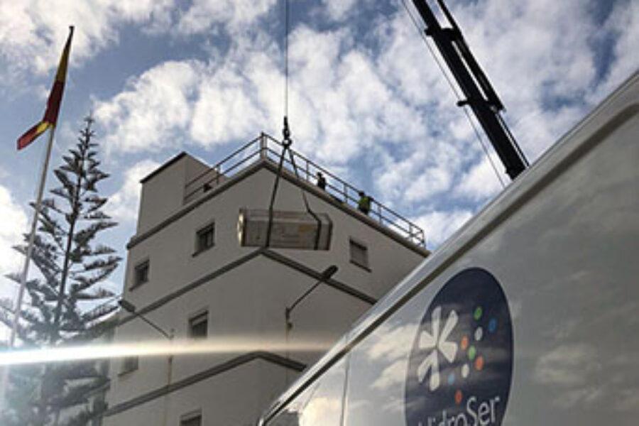 Renovación Instalación Solar Térmica