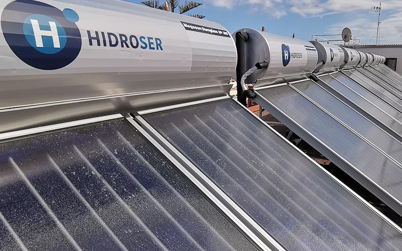 Renovación de Instalación Solar Térmica